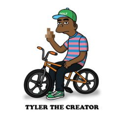 Tyler The Creater cartoonified