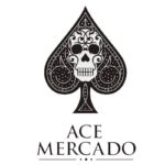 ace mercado logo design proofs