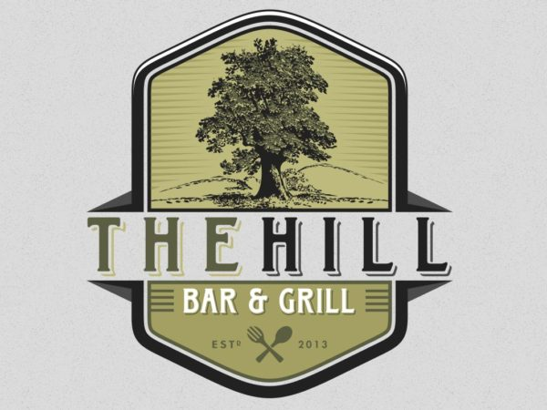 the hill logo design thumb