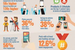 R. One Instagram Infographic