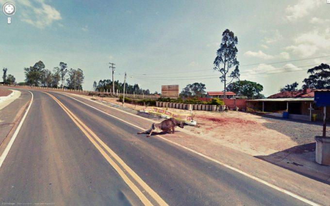 nine eyes of google street view by jon rafman