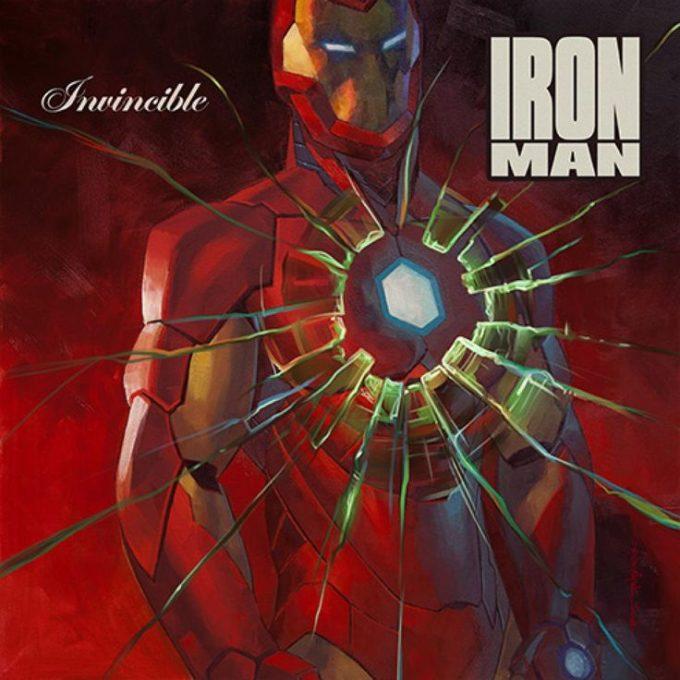 Marvel Iron Man 50 Cent