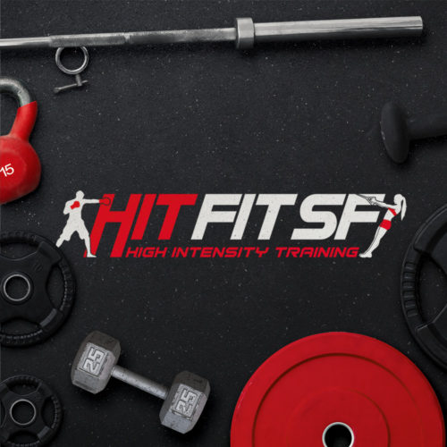 Branding and Website Design for Hit Fit SF