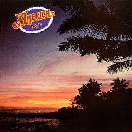 America Harbor Album Cover