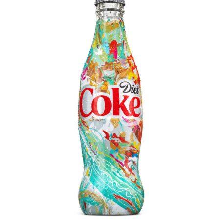 new diet coke bottle