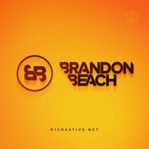 DJ Brandon Beach Logo Design